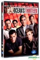 Ocean's Thirteen (DVD) (Korea Version)