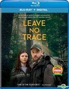 Leave No Trace (2018) (Blu-ray + Digital) (US Version)