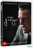 J. Edgar (DVD) (Korea Version)