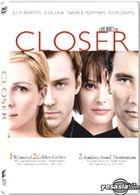 Closer (2004) (DVD) (Korean Version)