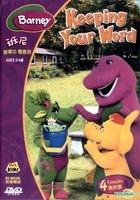 Barney - Keeping Your Word  (DVD) (Hong Kong Version)
