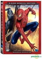 Spider-Man 3 (DVD) (Special Edition) (Limited Edition) (Korea Version)