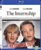 The Internship (2013) (Blu-ray) (Extended Cut) (Hong Kong Version)