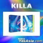 MIRAE Mini Album Vol. 1 - KILLA (Mirae + Soneon Version) + 2 Posters in Tube