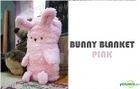 Bunny Blanket (Pink)