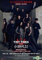 Tiny Times 2 (2013) (DVD) (Hong Kong Version)