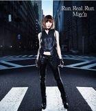 Run Real Run (SINGLE+DVD)(First Press Limited Edition)(Japan Version)