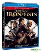 The Man With The Iron Fists (2012) (Blu-ray) (Taiwan Version)