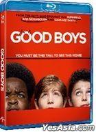 Good Boys (2019) (Blu-ray) (Hong Kong Version)