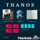 Mew Suppasit - Thanos Album Boxset (Thailand Version)
