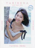 Takeda Rena 3rd Photobook 'TABIRENA trip 3'