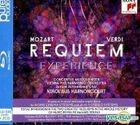 Mozart/Verdi Requiem Experience (Blu-ray Pure Audio + 2CD) (EU Version)