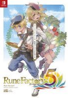 Rune Factory 5 Official Perfect Guide