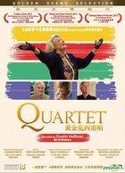 Quartet (2012) (DVD) (Hong Kong Version)