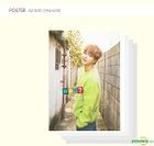 Jeong Min Single Album Vol. 2 - WHY? Poster in Tube