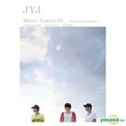 JYJ - 3hree Voices III (2DVD + Folded Poster) (First Press Limited Edition) (Korea Version)