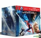 The Amazing Spider-Man 1+2 Collector's Gift Set (Blu-ray) (2D) (Mastered In 4K) (Hong Kong Version)