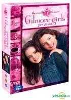Gilmore Girls: The Complete Fifth Season (DVD) (Korea Version)