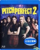 Pitch Perfect 2 (2015) (Blu-ray) (Hong Kong Version)