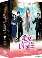 Birth of a Beauty (2014) (DVD) (Ep.1-21) (End) (Multi-audio) (SBS TV Drama) (Taiwan Version)