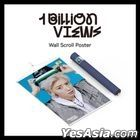 EXO-SC - Wall Scroll Poster (Chan Yeol A Version)