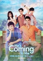 He's Coming To Me (Blu-ray Box) (Japan Version)