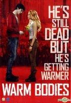 Warm Bodies (2013) (DVD) (Hong Kong Version)