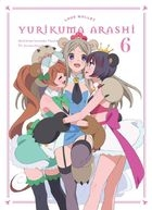 Yuri Kuma Arashi Vol.6 (DVD)(Japan Version)