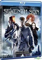 Seventh Son (2014) (Blu-ray) (Hong Kong Version)