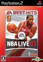 NBA Live 07 (Bargain Edition) (Japan Version)
