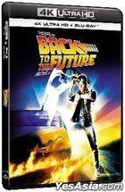 Back to the Future (1985) (4K Ultra HD + Blu-ray) (Hong Kong Version)