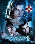 Resident Evil: Apocalypse (Blu-ray) (Deluxe Edition) (First Press Limited Edition) (Japan Version)