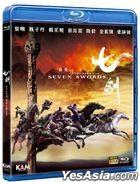 Seven Swords (2005) (Blu-ray) (2019 Reprint) (Hong Kong Version)