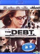 The Debt (2010) (Blu-ray) (Hong Kong Version)