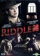 Riddle (2013) (DVD) (Hong Kong Version)