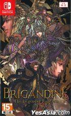 Brigandine: The Legend of Runersia (Asian Chinese / Japanese / English Version)