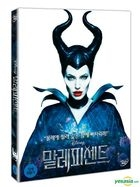 Maleficent (2014) (DVD) (Korea Version)