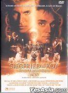 Siegfried & Roy -The Magic Box- (1999) (DVD) (Taiwan Version)