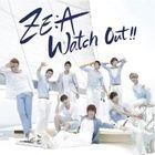 Watch Out - Netsuai Chuiho - Type B (ALBUM+DVD)(Japan Version)