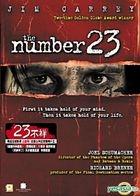 The Number 23 (DVD) (Hong Kong Version)