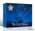 The Little Prince (2015) (Blu-ray + DVD) (Deluxe Edition) (Taiwan Version)