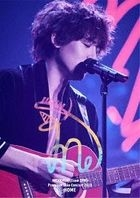 NICHKHUN (From 2PM) Premium Solo Concert 2018 'HOME' [DVD] (Normal Edition) (Japan Version)
