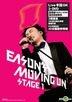 Eason's Moving On Stage 1 Karaoke (3DVD)