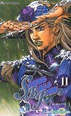 JoJo's Bizarre Adventure Part 7 - Steel Ball Run (Vol.11)