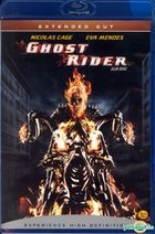 Ghost Rider (Blu-ray) (Extended Cut) (Korea Version)