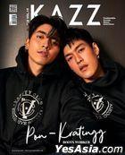 Kazz : Vol.180 Pon-Kratingg - Cover B (Black)