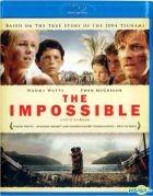 The Impossible (2012) (Blu-ray) (Hong Kong Version)