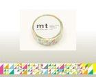 mt Masking Tape : mt 1P Triangle Pink