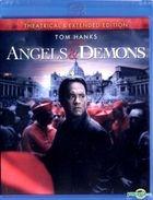 Angels & Demons (2009) (Blu-ray) (Hong Kong Version)