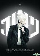 Jang Woo Young Mini Album Vol. 1 - 23, Male, Single (Silver Edition)